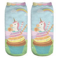 Trainer Socks - Unicorn/M...
