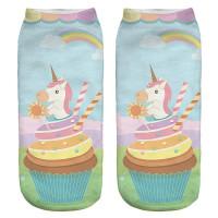 Trainer Socks - Unicorn/M...