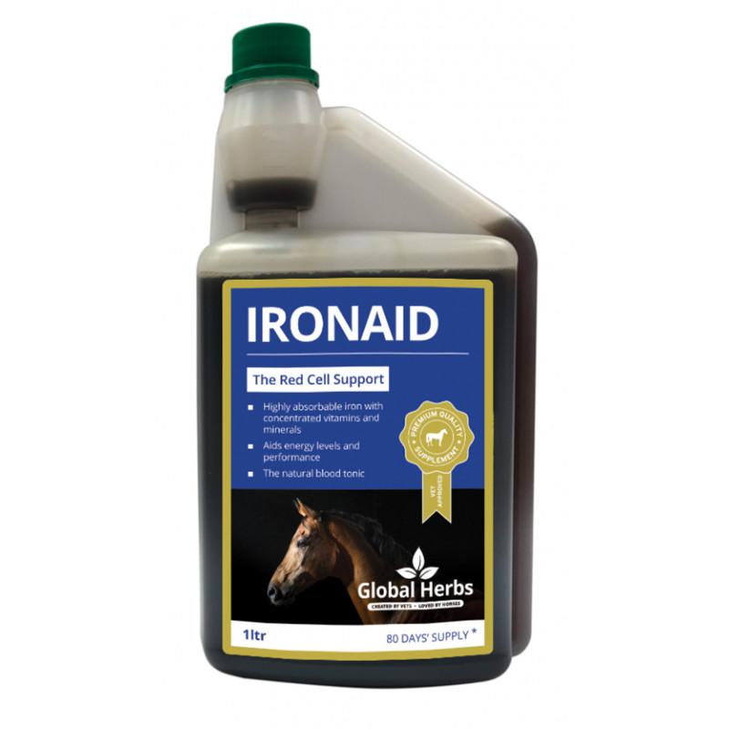 Global Herbs IronAid...