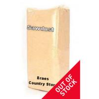 Wood Sawdust Bale 20kg