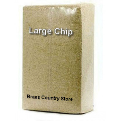 Wood Shavings Large Chip 20kg