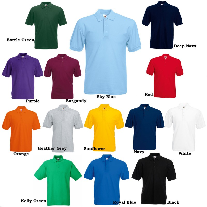 Classic Polo Shirts,...