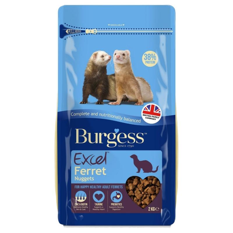 Burgess Excel Ferret...