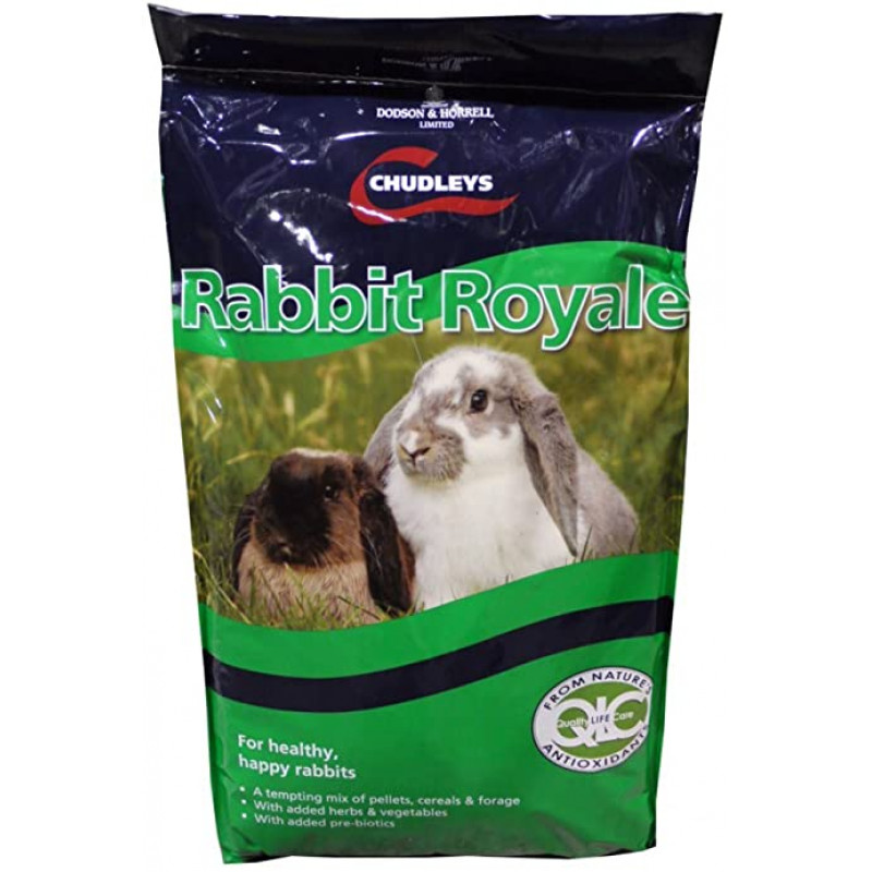 Chudleys Rabbit Roya...