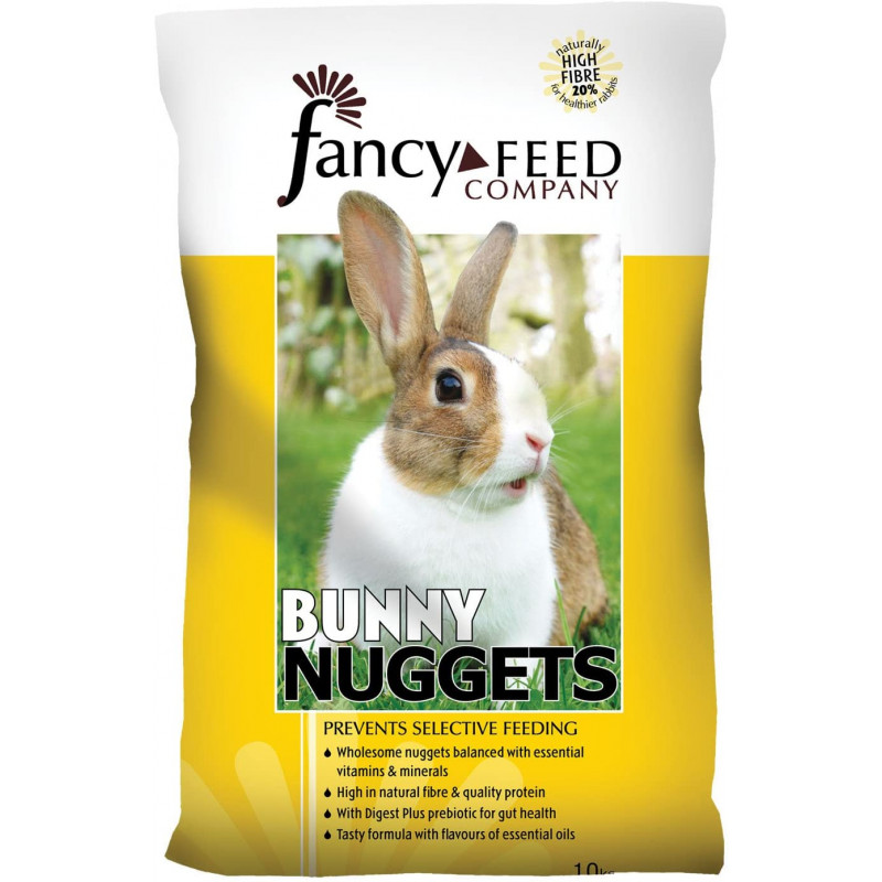 Fancy Feeds Bunny Nu...