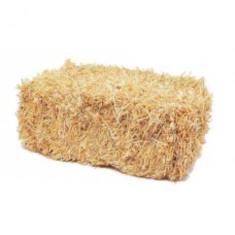 Natural Cut Hay - Square Bail
