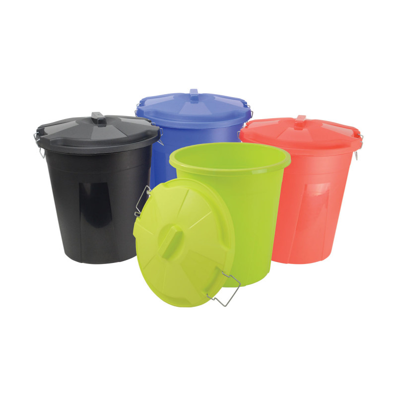 Dustbin and Lid
