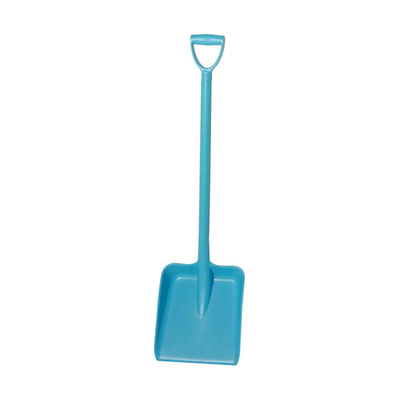 D-Grip Shovel Blue