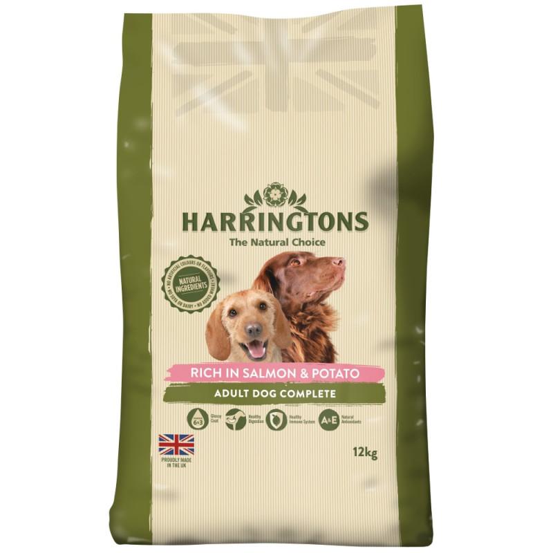 Harringtons Salmon &...