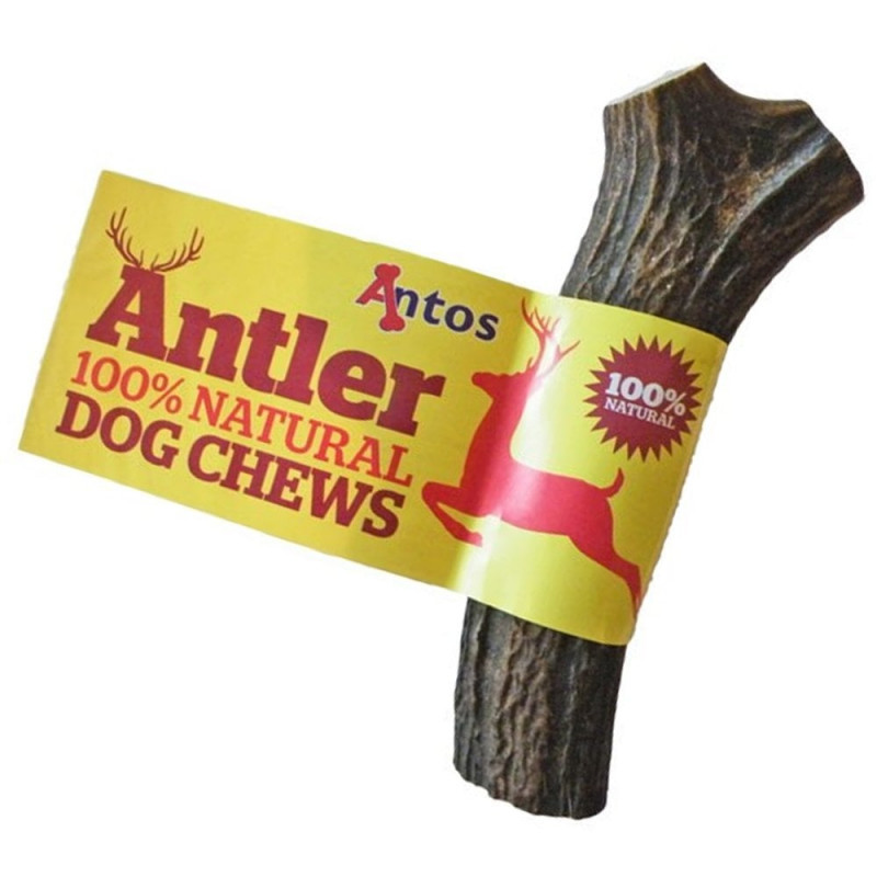 Antos Antler Dog Chew - L...