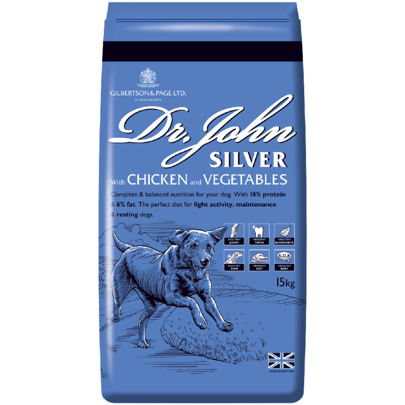 Dr John Silver Dog Food C...