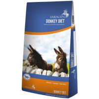 Saracen Donkey Daily Diet...
