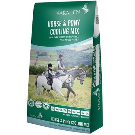 Saracen Horse & Pony Cooling Mix 20kg