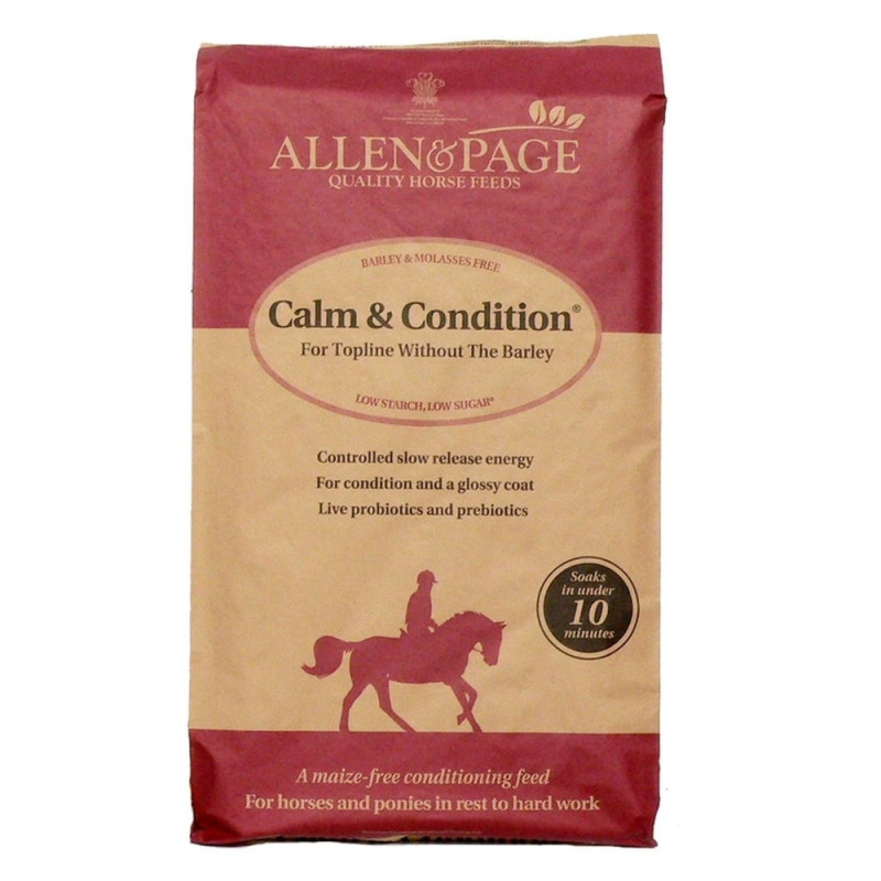 Allen & Page Cal...