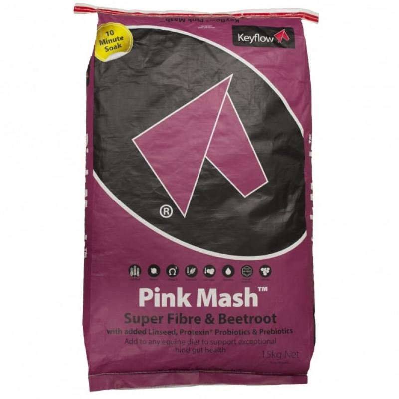 Keyflow Pink Mash 15kg