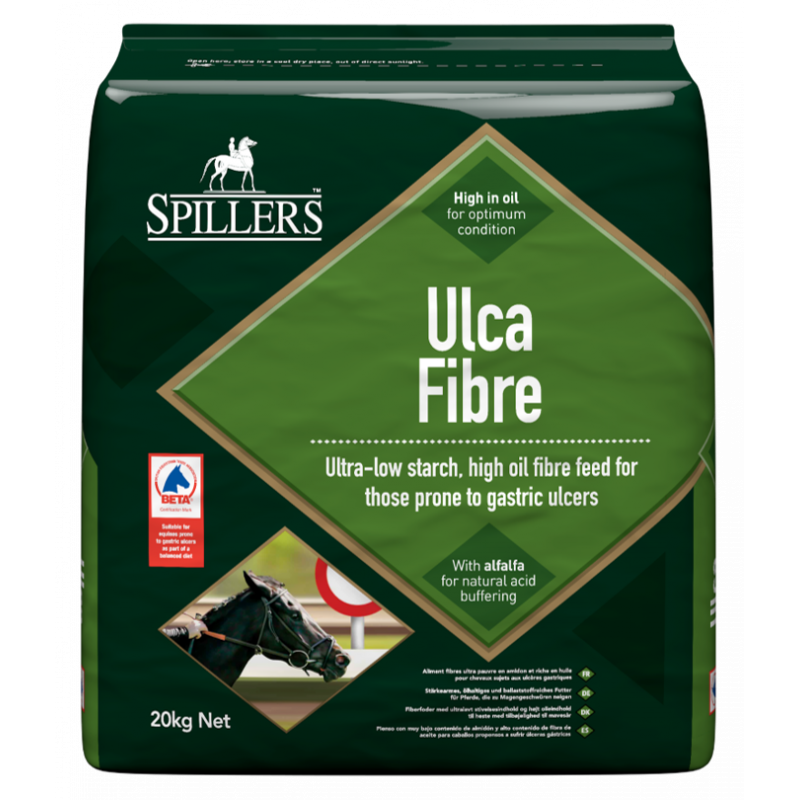 Spillers Ulca Fibre 20kg