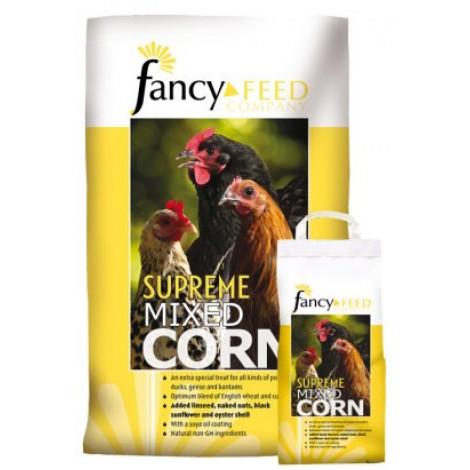 Fancy Feeds Supreme Mixed Corn 20kg