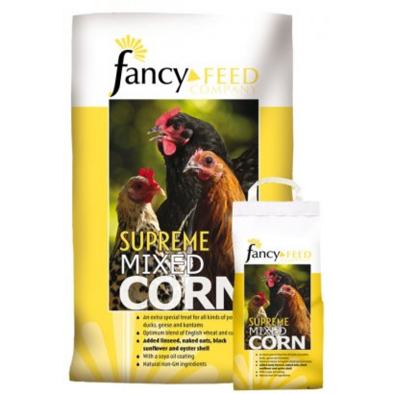 Fancy Feeds Supreme ...