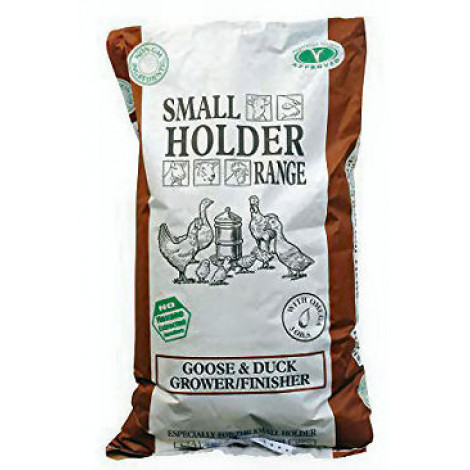 Allen & Page Goose & Duck Grower/Finisher 20kg