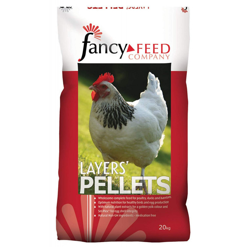 fancy Feeds Layers Pellet...