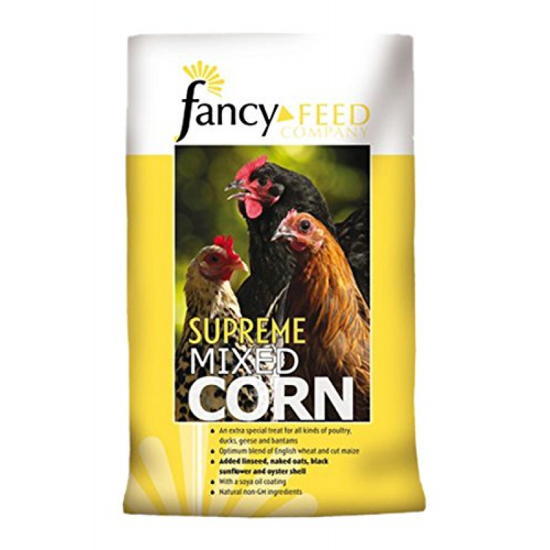 Fancy Feeds Supreme Mixed...