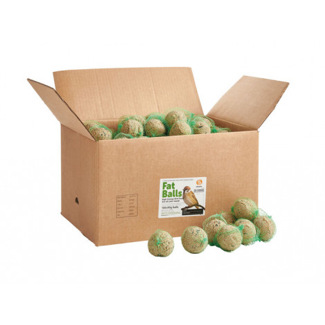 Treat n Eat Fat Balls Box - 90g x 100
