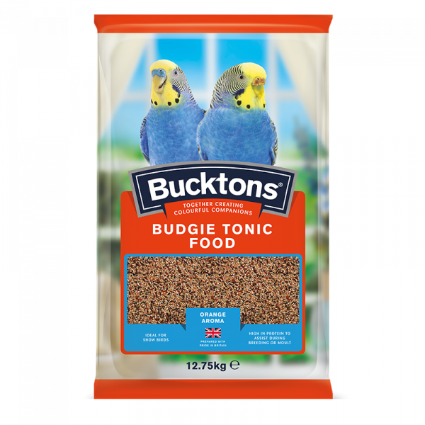 Bucktons Budgie Tonic See...