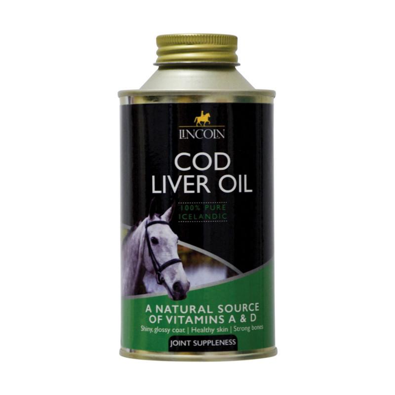 Lincoln Cod Liver Oi...