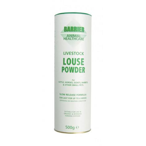 Barrier Livestock Louse Powder Shaker 500g