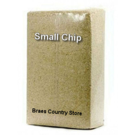 Wood Shavings Small Chip 22kg