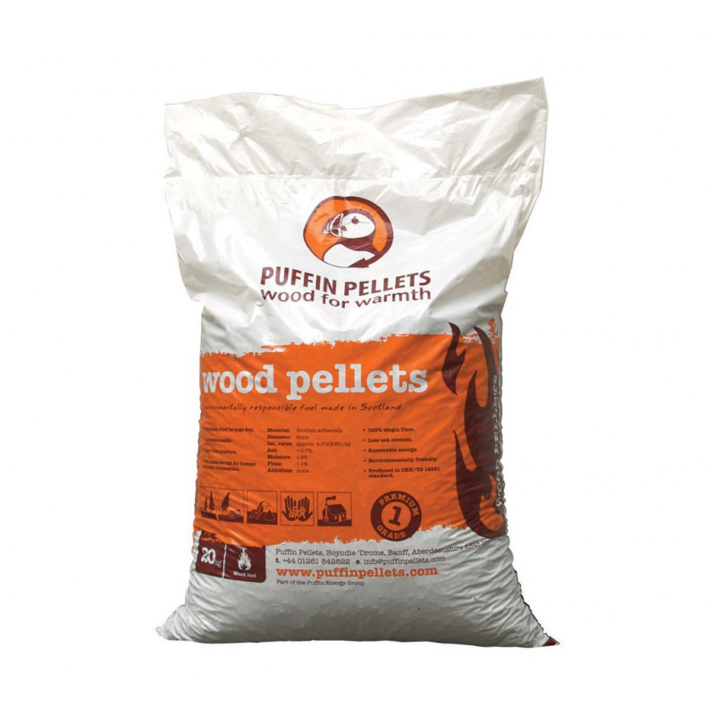 Puffin Wood Pellets ...