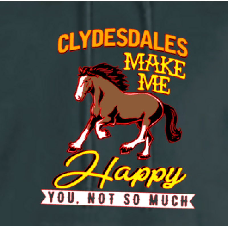Clydesdale's Make Me...