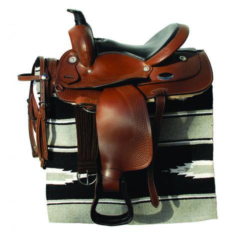 Windsor Colt Western Saddle, Bridle And Saddle Pad Set