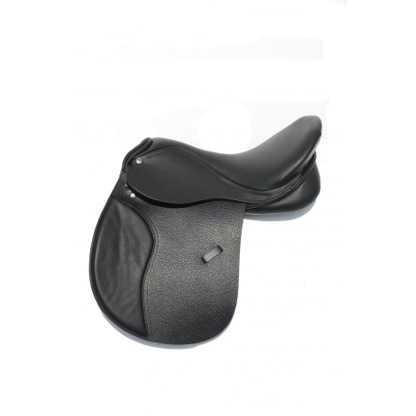 Rhinegold Sussex Changeable Gullet Leather Saddle