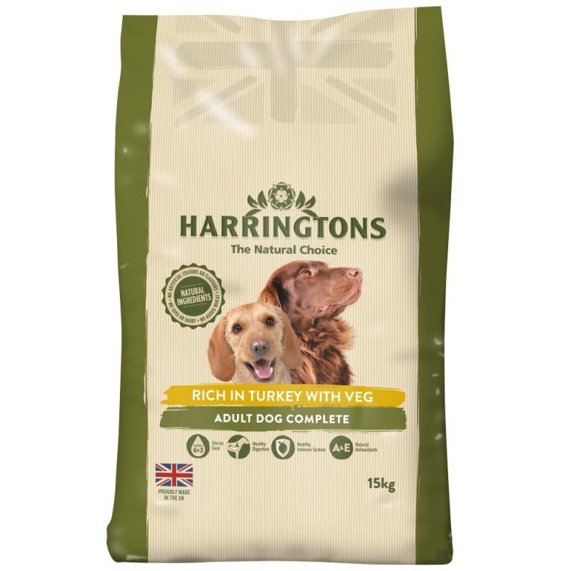 Harringtons Turkey &...