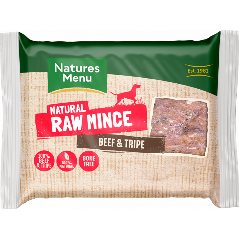 Natures Menu Beef &a...