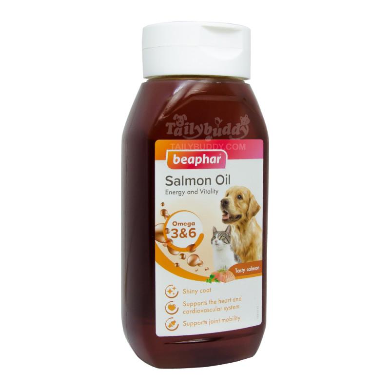 Beaphar Salmon Oil 4...
