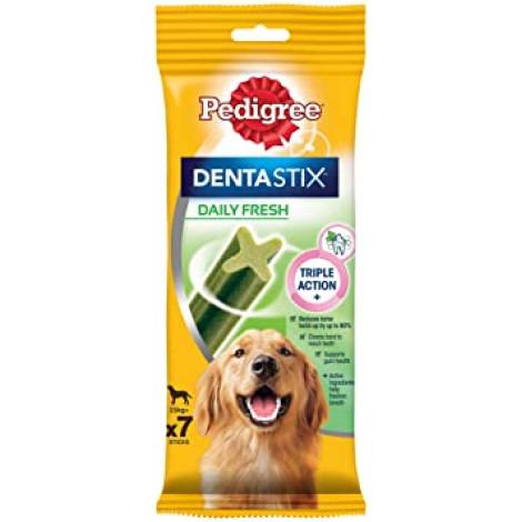Pedigree Dentastix Daily Fresh Large Dog x 7