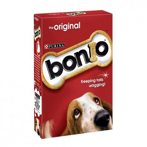 Bonio Original Dog Biscuit Bone 650g