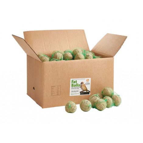 Treat n Eat Fat Balls Box - 90g x 100